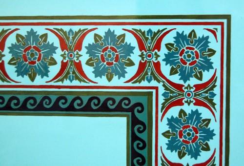 Frieswerk detail