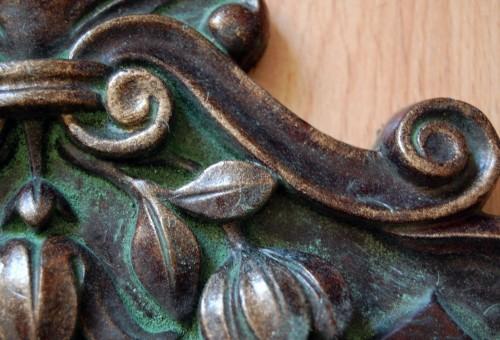 Patine detail